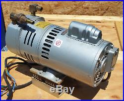 Gast 1023-101q-g608x Vacuum Pump 3/4hp