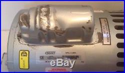 Gast 1023-101q-g608x Vacuum Pump Emerson G608ex 60 Hz 1725 RPM 3/4hp 3/8 Inlet