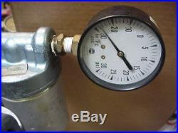 Gast 1/2hp oil-less Air Vacuum Pump pond septic aerator 115/230v grainger 4Z336