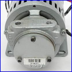 Gast 2031-V106-G585X Rotary Vane Vacuum Pump Air Compressor 1/8NPT Ports Works