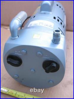 Gast 23R3-V311Q-SG608X Rotary Vane Vacuum Pump Compressor 3/4HP 1PH 115/208-230V