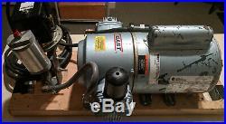 Gast 5LCA-10-M550NGX 3/4 HP Piston Air Compressor Pump with Attachments
