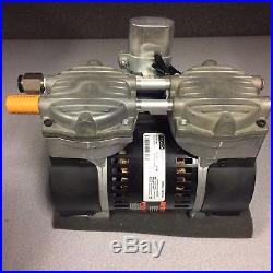 Gast Air Compressor/vacuum Pump 75r635p251h301x 5ka77