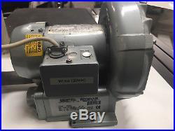 Gast Chip Removal System Filter Hermes Engraver Engraving R1102C-14 Vacuum Pump