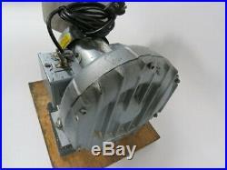 Gast Idex R1102 Regenair Regenerative Blower withInline Filter 27/23cfm USED