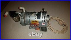 Gast Industrial Vacuum Pump 0532-104A-B621X R-G621X