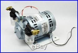 Gast Model 1531-107B-G585X Motor and Vacuum Pump Super Clean and Sharp