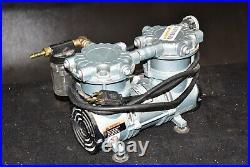 Gast Saa-V116-Nq Dental Vacuum Pump System Operatory Dry Suction Unit