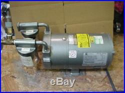 Gast Speedaire 4Z335 1/4hp oil-less Air Vacuum Pump 115v 1ph tested