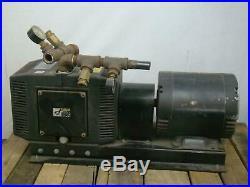 Gast oilless rotary vane Vacuum pump 3/4 NPT 230/460v