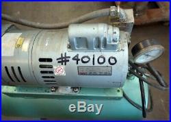 Gast series 1023 Vacuum Pump (Inv. 40100)