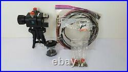 Ge Druck Pv411 Pressure Vacuum Hand Pump Hydraulic Calibration