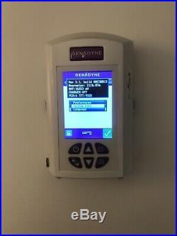 Genadyne XLR8 NPWT Negative Pressure Wound Therapy Vacuum Pump