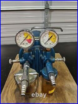 General Electric 5KH33DN16X Gast G8CX Vacuum Pump 115V / TESTED / GUARANTEED