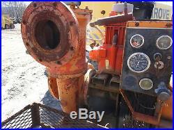 Godwin CD200 6 Water Pump VACUUM ASSIST PRIME CD-200 JOHN DEERE DIESEL ENGINE