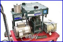 Great Used Ramvac Bulldog Dental Vacuum Pump System Operatory Suction Unit