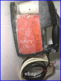 HILTI DD 150-U Core Drill Machine + Hilti DD VP-U Vacuum Pump