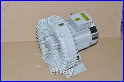 HWANG HAE 3 PHASE HRB-200 Vacuum pumpe Seitenkanalverdichter 0,75-0,93 kw TOP