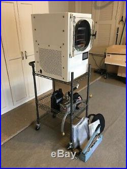 HarvestRight Small Freeze Dryer & Vacuum Pump PICK UP ONLY IN FRISCO, TX