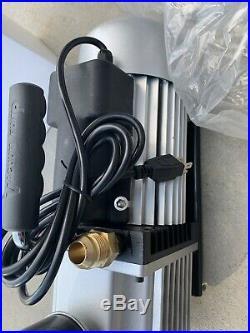 Harvest Right 7CFM Vacuum Pump 2TW-3C P6 Wood Working HVAC PUMP 115v