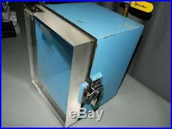 Heavy Custom Vacuum Drying Chamber made of Steel 10 x 10 x 8