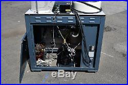 High Vacuum Coating Sputtering Bell Jar Coater 2020A Pump Alcatel Turbo CRR 450