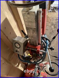 Hilti Core Drill Rig Setup withVacuum Pump Water Tank Bits SHIP FOB ed4u #9029