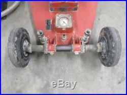 Hilti DD200 Concrete Core Drill Bore DWP 10 Water Pump DD-HD30-VBP Vacuum Stand