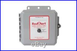 INDOOR/OUTDOOR SEPTIC CONTROL PANEL for use with all brands of air pumps