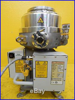 IPX 500A Edwards A409-14-977 Vacuum Dry Pump Used Tested Working
