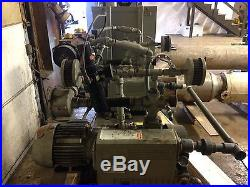 Industrial Vacuum Distillation System Distillation Columns and Vacuum Pump