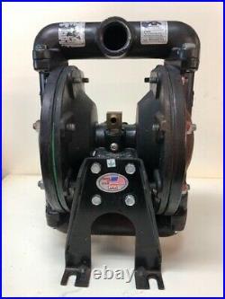 Ingersoll Rand ARO 666100-344-C Diaphragm Pump 1 Aluminum 20 Available
