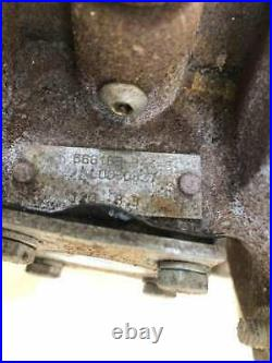 Ingersoll-Rand ARO 6661B3-344-C CI/Teflon 1 Air Double Diaphragm Pump 120PSI