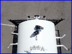 International 4700 Vacuum Porta Potty John Septic Tank Pump Pumper Truck