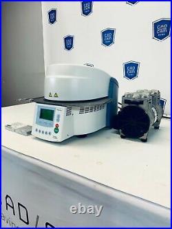 Ivoclar Vivadent Programat CS + Vacuum Pump in Excellent Condition 604436