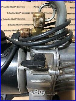 JB DV-142N Platinum Vacuum Pump 5 CFM 2 Stage 120V