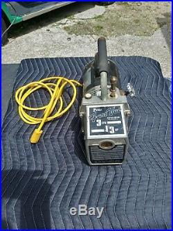 JB INDUSTRIES 2 Stage 1/3 H. P. DEEP VACUUM PUMP 3.0 CFM Model DV-85