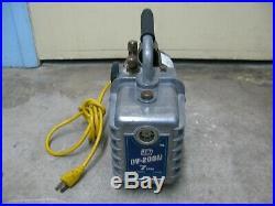JB Industries DV-200N 7 CFM 2-Stage Corded Vacuum Pump USA Mad