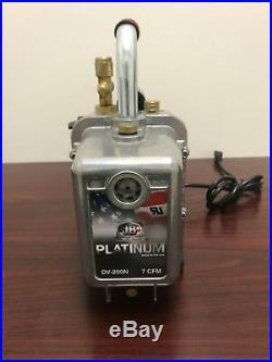 JB Industries DV-200N Platinum 7 CFM Vacuum Pump