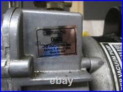 JB Industries DV-200N Platinum 7 CFM Vacuum Pump 2 Stage 1/2 Hp Vacuum Pump