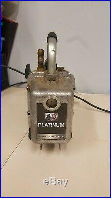 JB Industries DV-200N Platinum 7 CFM Vacuum Pump VGC Works Great
