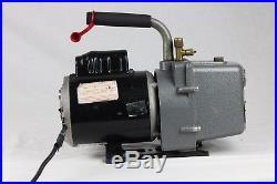 JB Industries (DV-6E) Eliminator 6 CFM Made in the USA Vacuum Pump