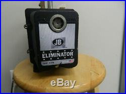 JB Industries DV-6E Eliminator 6 CFM Vacuum Pump VGC
