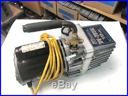JB Industries Fast Vac Vacuum Pump 1 1/2hp, 10CFM Cat# DV-285N. WHS-3-11
