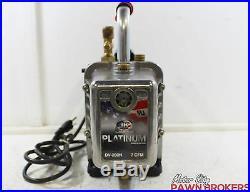 jb platinum vacuum pump manual