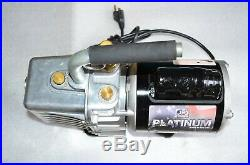 JB Industries Platinum DV-200N 7 CFM 2-Stage Vacuum Pump
