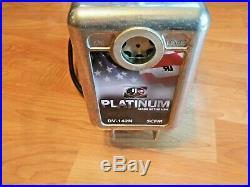 JB Industries Platinum Vacuum Pump Model 5CFM DV-142N Made In U. S. A
