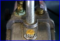 JB Platinum DV-285N 10CFM Vacuum Pump 1/2 HP
