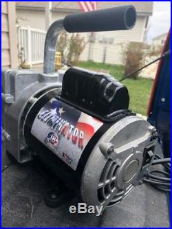 JB eliminator vacuum pump 6 CFM DV-6E Harvest Right Freeze Dryer Pump
