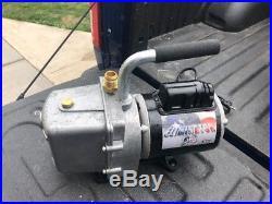 JB eliminator vacuum pump 6 CFM Multiple Available DV-6E Works Freeze Dryer Pump